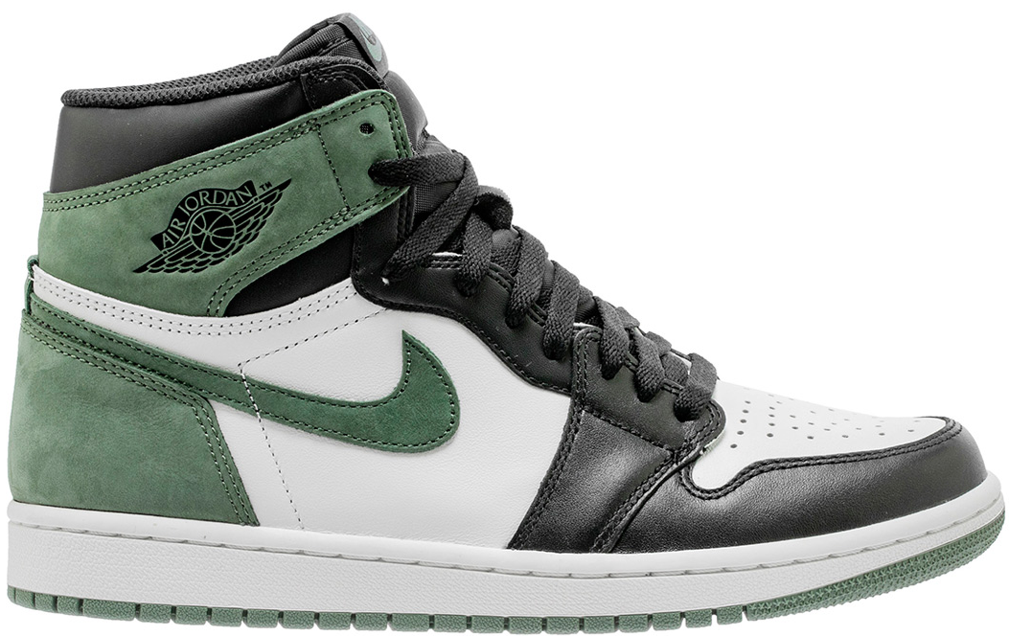 entire collection outlet check out Air Jordan 1 Clay Green