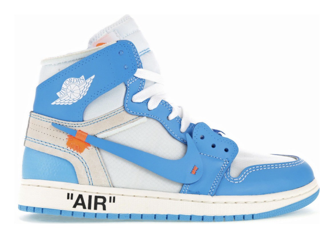 Off-White Air Jordan 1 University Blue