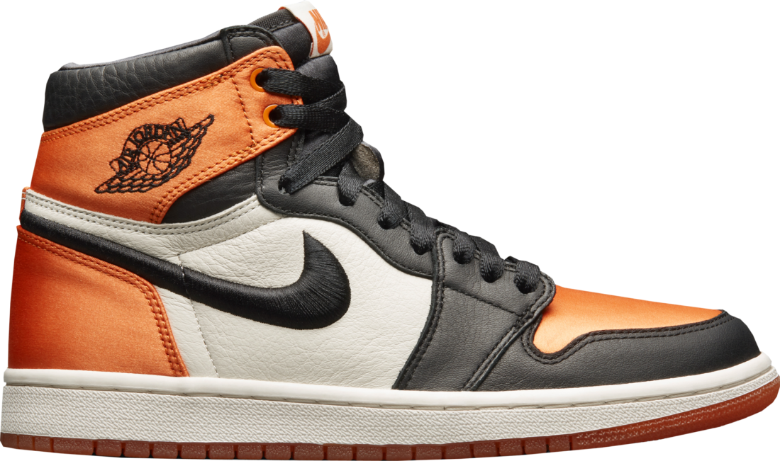 5b077e4dc15c Women s Air Jordan 1 Satin Shattered Backboard
