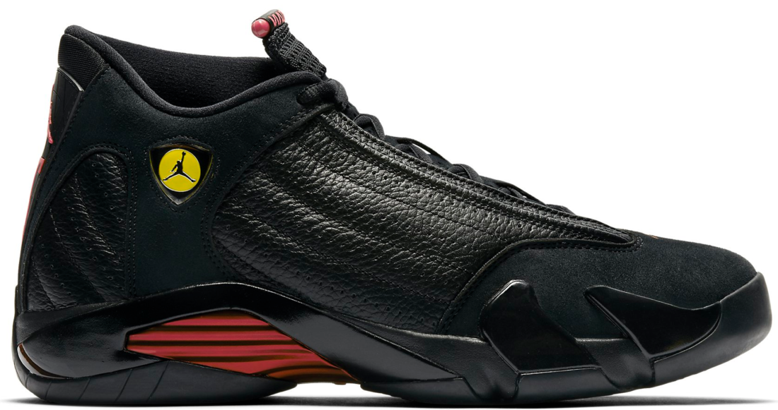 37b7ee3bb8c1 Air Jordan 14 Last Shot 2018
