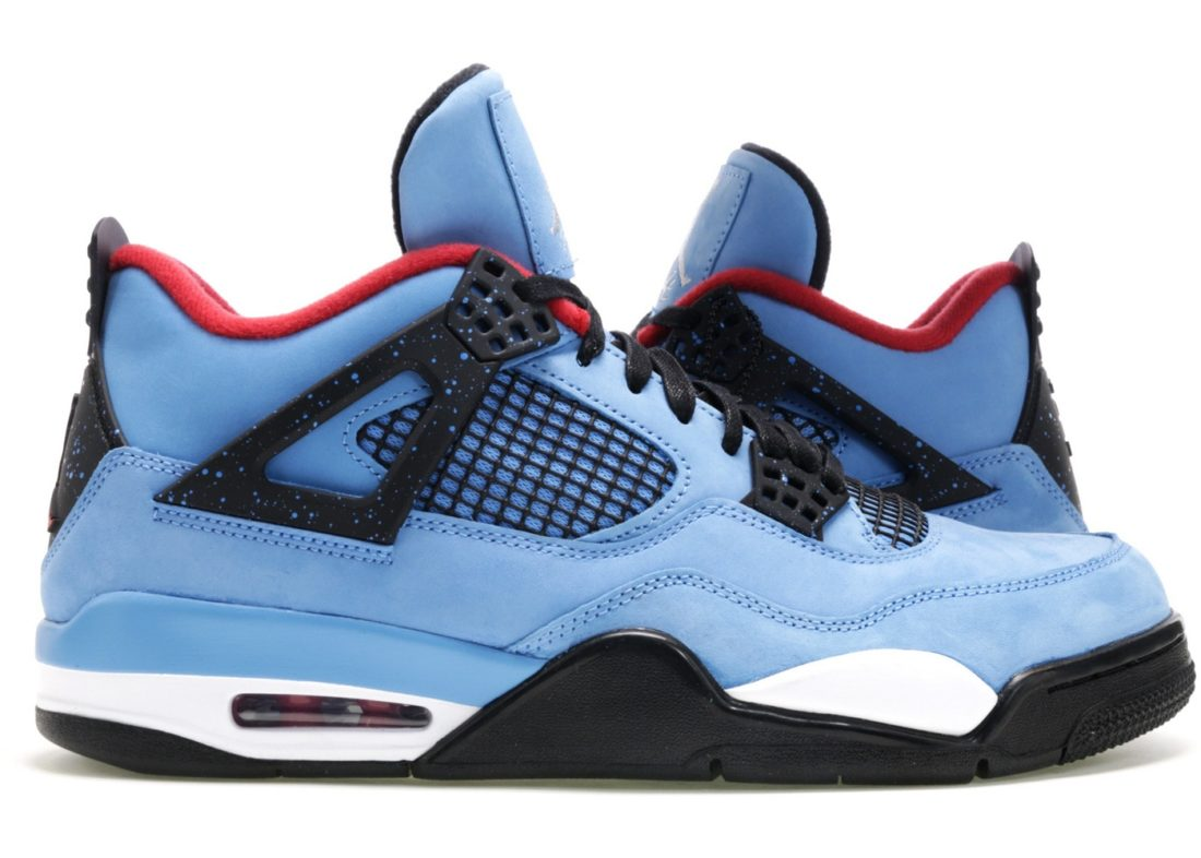 Travis Scott Air Jordan 4