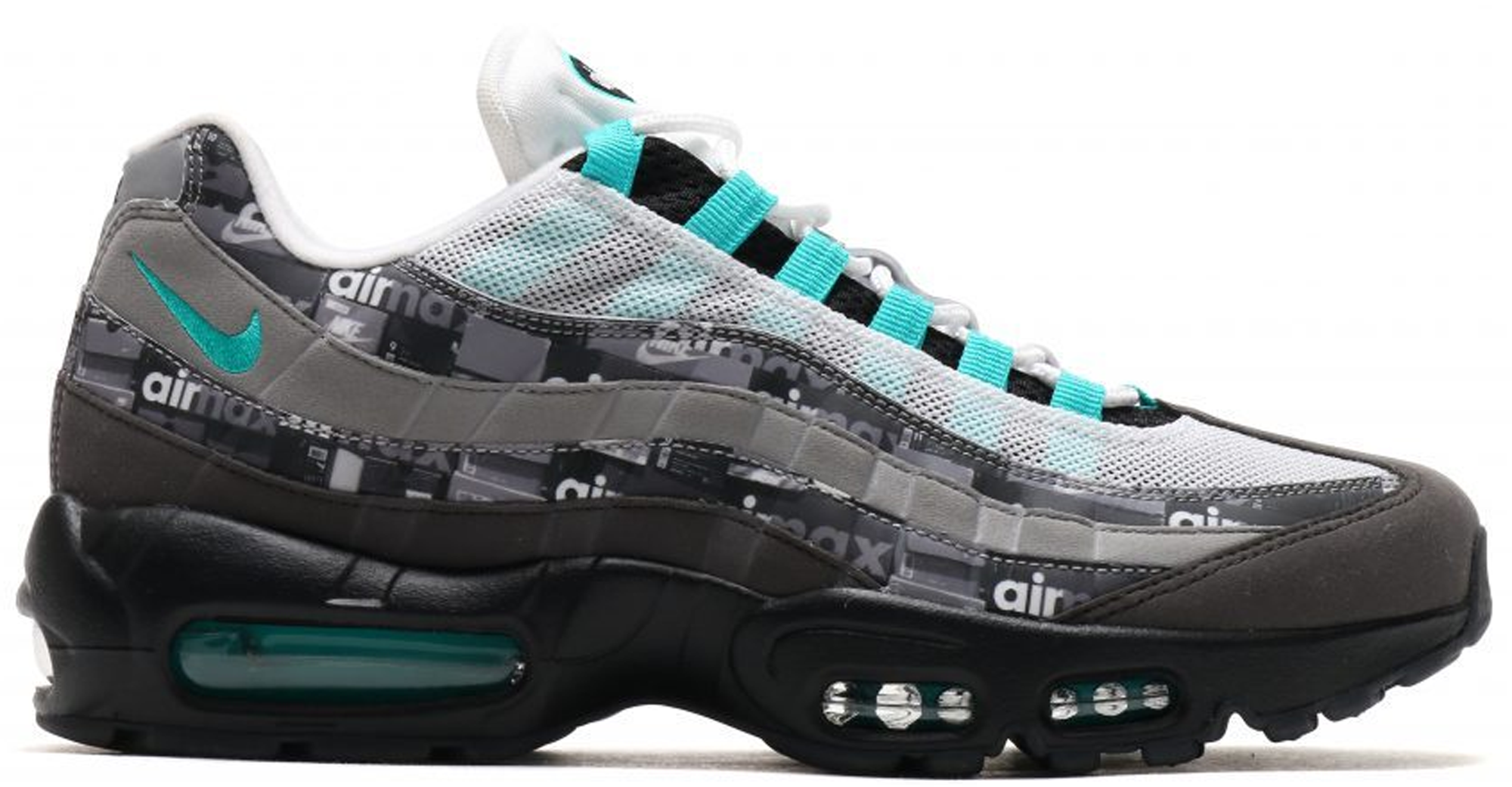 Nike X atmos 'We Love ' Air Max 95 sneakers 16Yet3M9