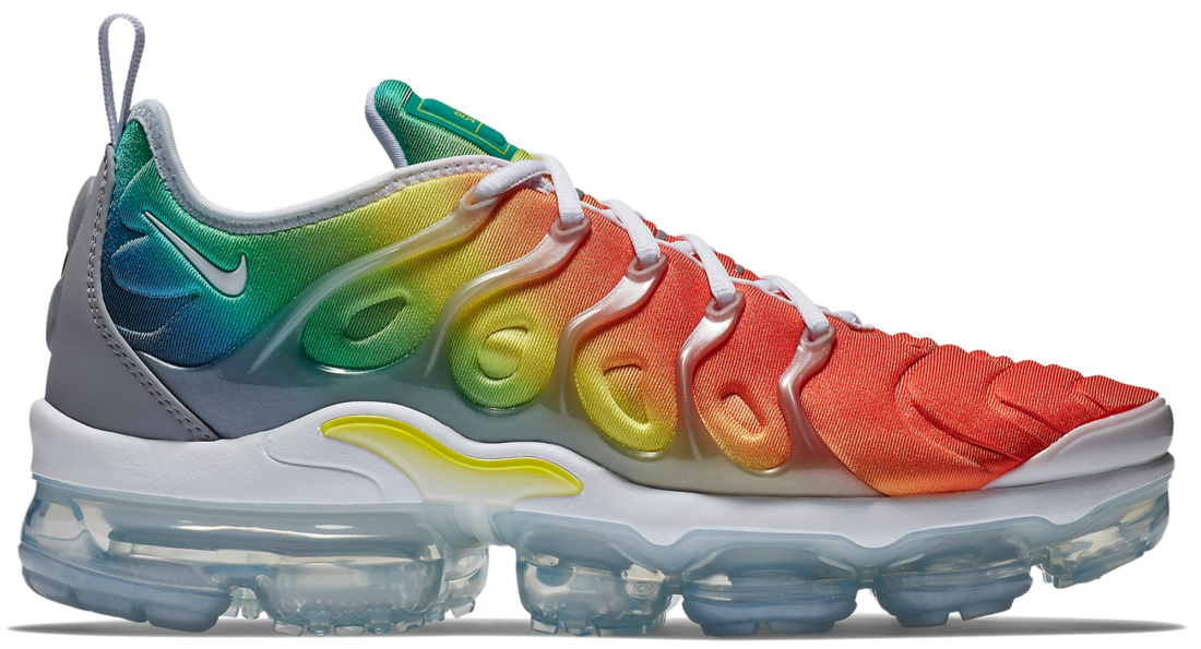 the latest 1e0da 31227 Nike Air VaporMax Plus Rainbow