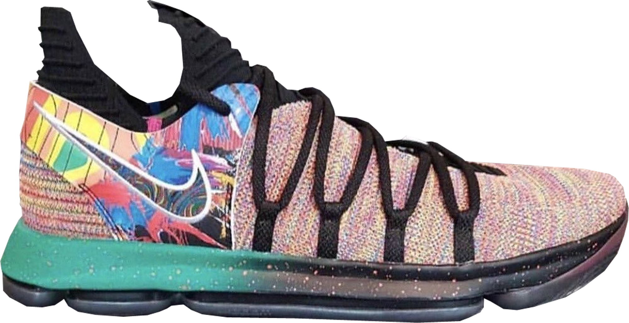 36b10f50d3ce Nike KD 10 What The