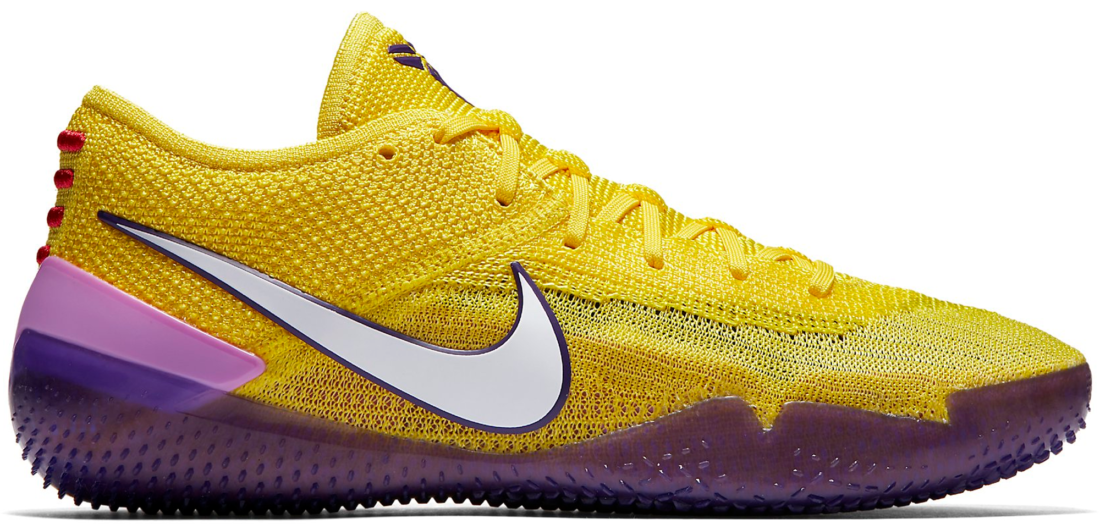 b1f4a3c781b8 Nike Kobe AD NXT 360 Yellow Strike