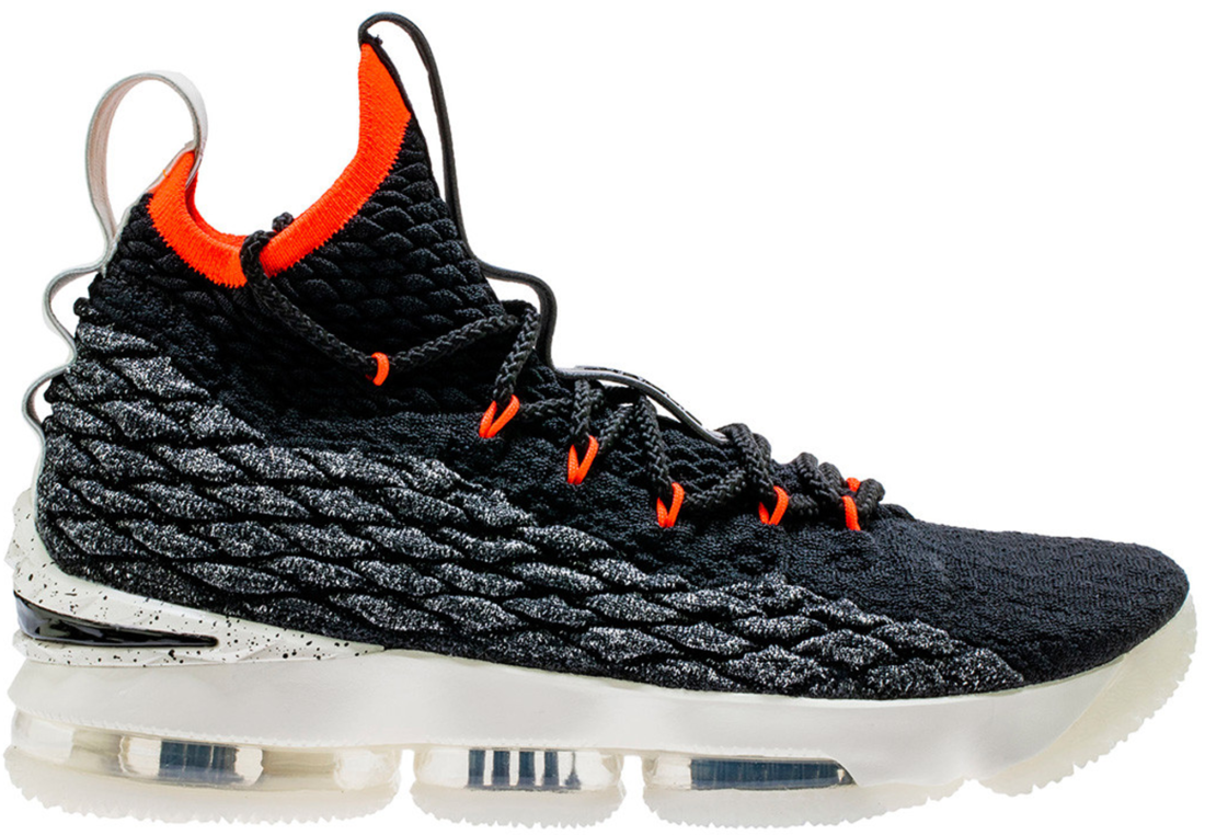 Nike LeBron 15 Bright Crimson