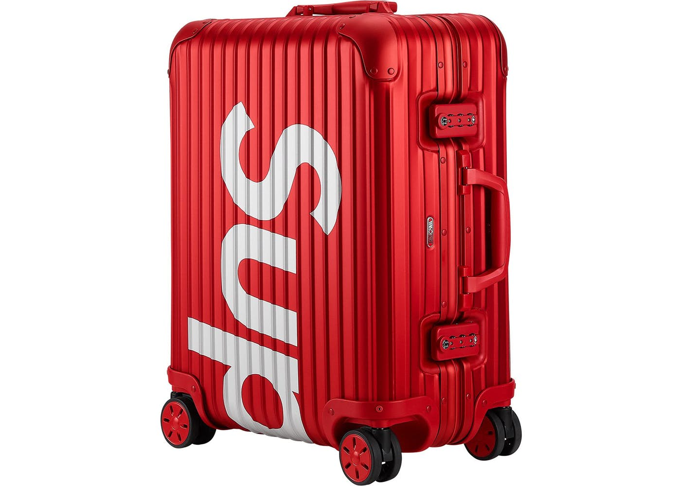 Image result for Supreme x RIMOWA Topas