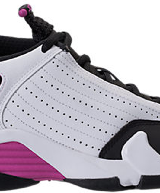 Air Jordan 14 Fuchsia Flash GS