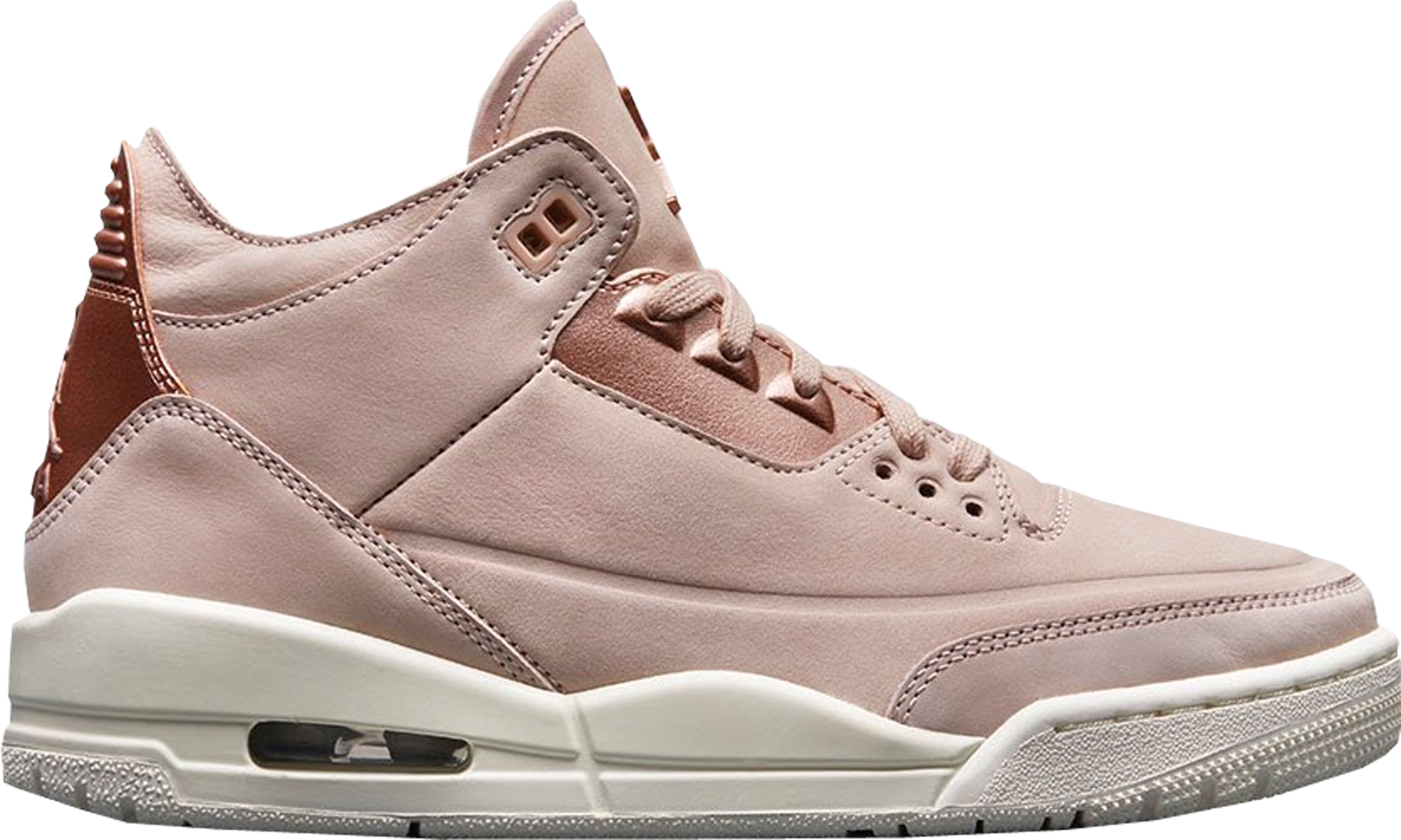 sports shoes e6128 561ea Women s Air Jordan 3 Particle Beige
