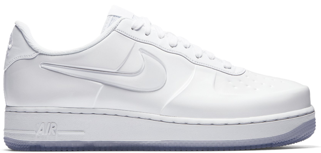 e8194050af264 Nike Air Force 1 Foamposite Pro Cup Triple White