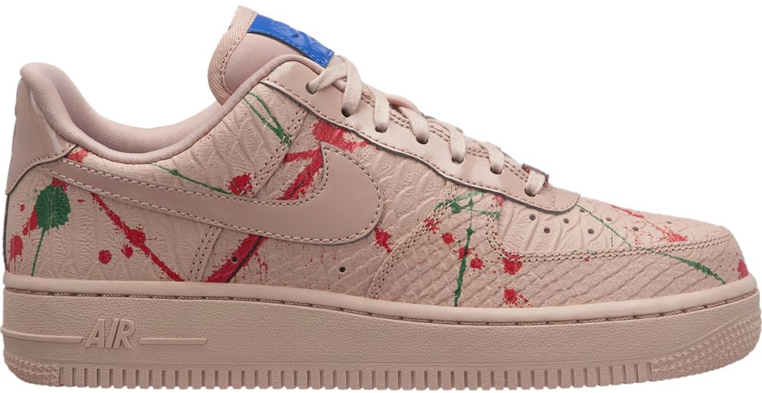8823013f3f429 Women's Nike Air Force 1 Low Particle Beige