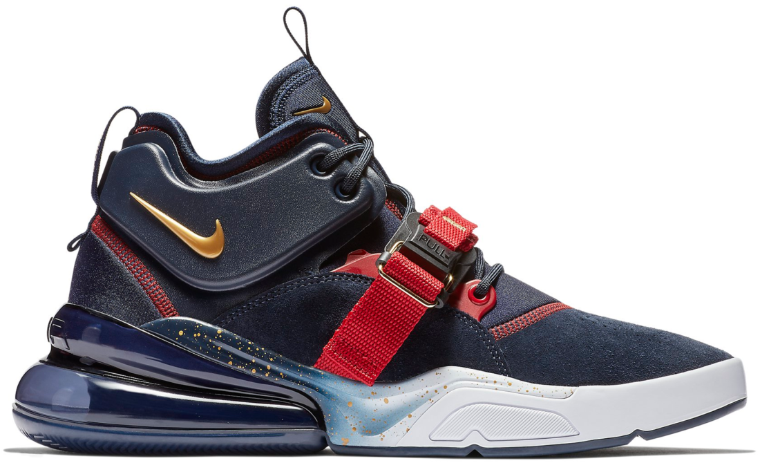 4ecca28d43 Nike Air Force 270 Olympic