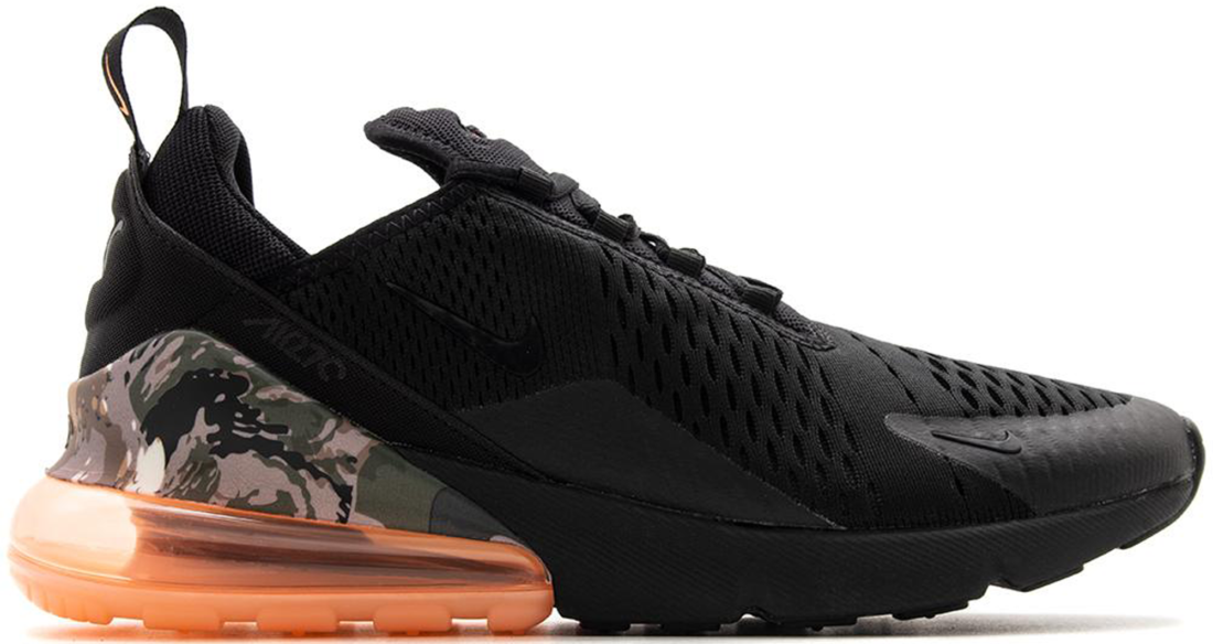 sports shoes 507a7 ed69c Nike Air Max 270 Camo Sunset