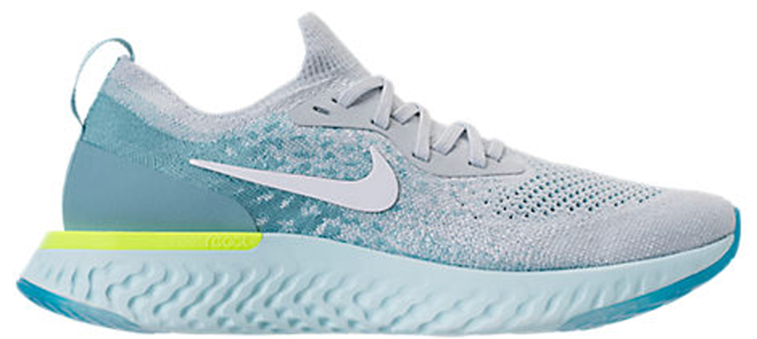078205480cd49 Women s Nike Epic React Flyknit Volt Glow