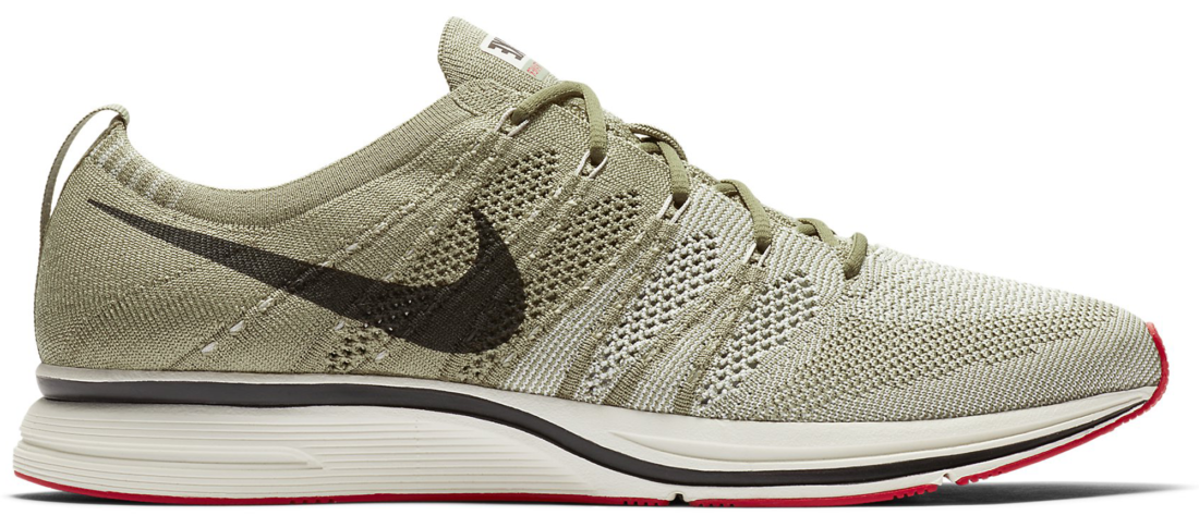 f3a690cf22ee1 Nike Flyknit Trainer Neutral Olive