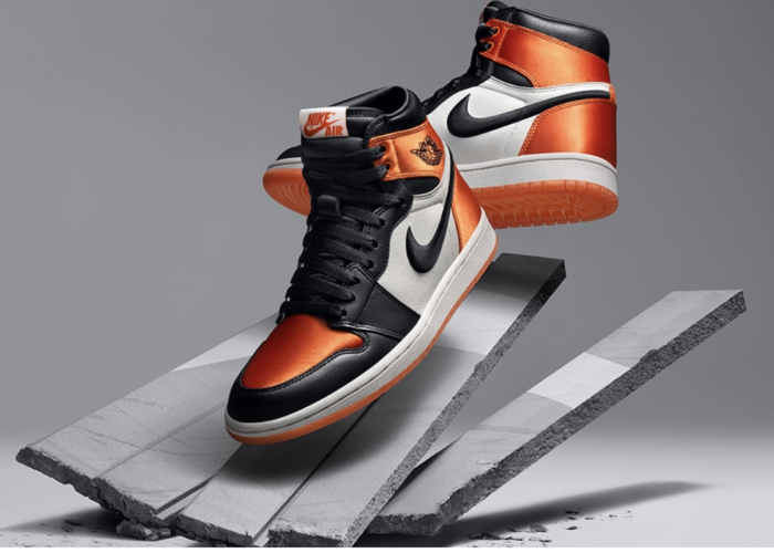 Shattered Backboards: The Current State of Women's Sneakers