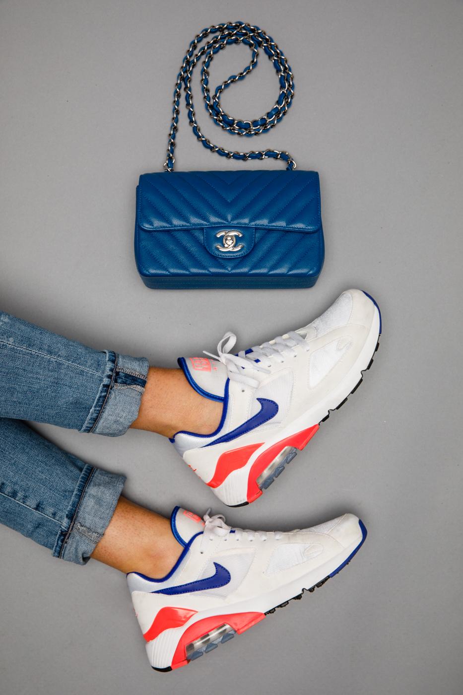 sports shoes 34d2f 9f1ab Sneaker  Air Max 180 Ultramarine 2018