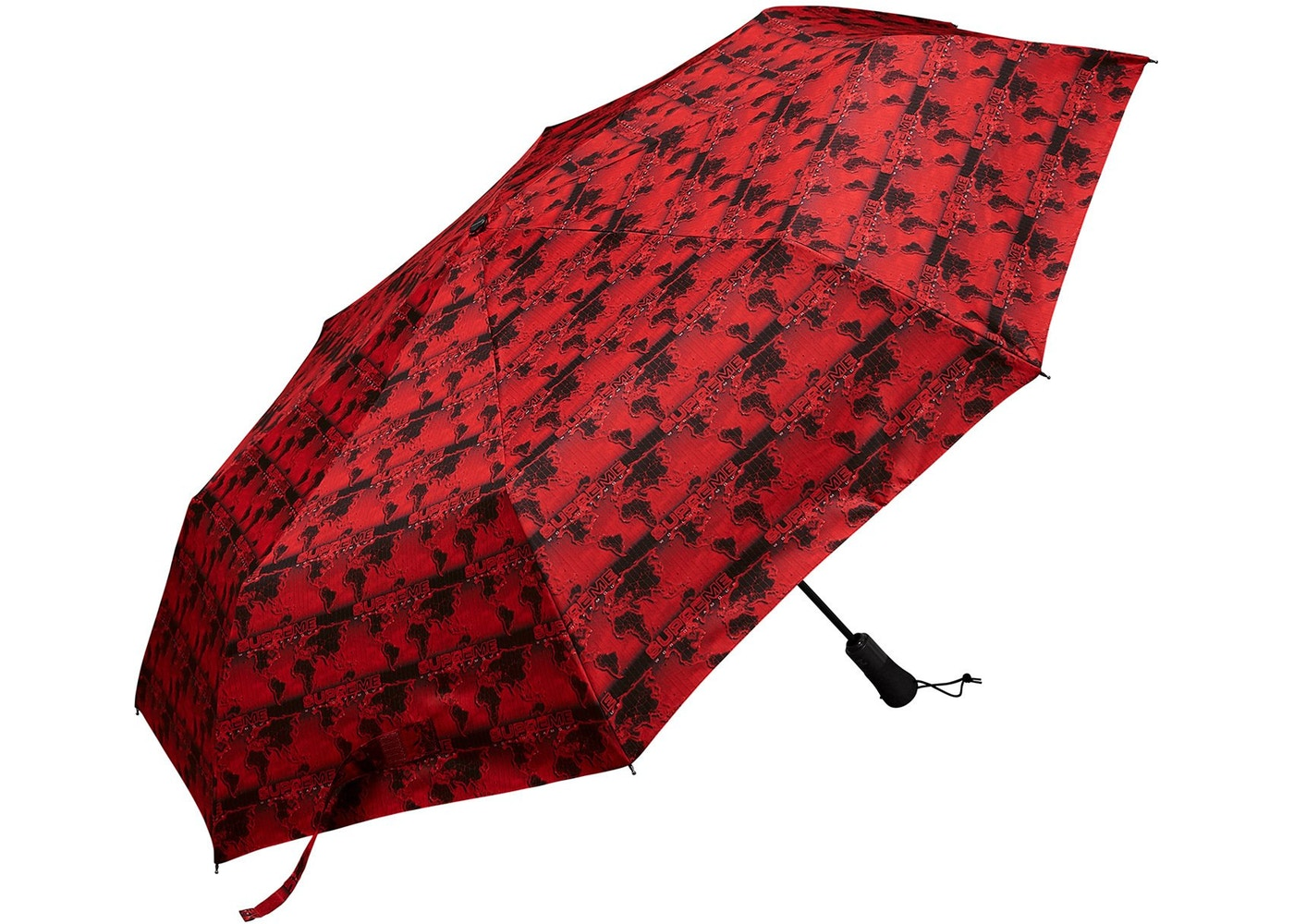 Supreme ShedRain World Famous Umbrella Red Spring/Summer 2018