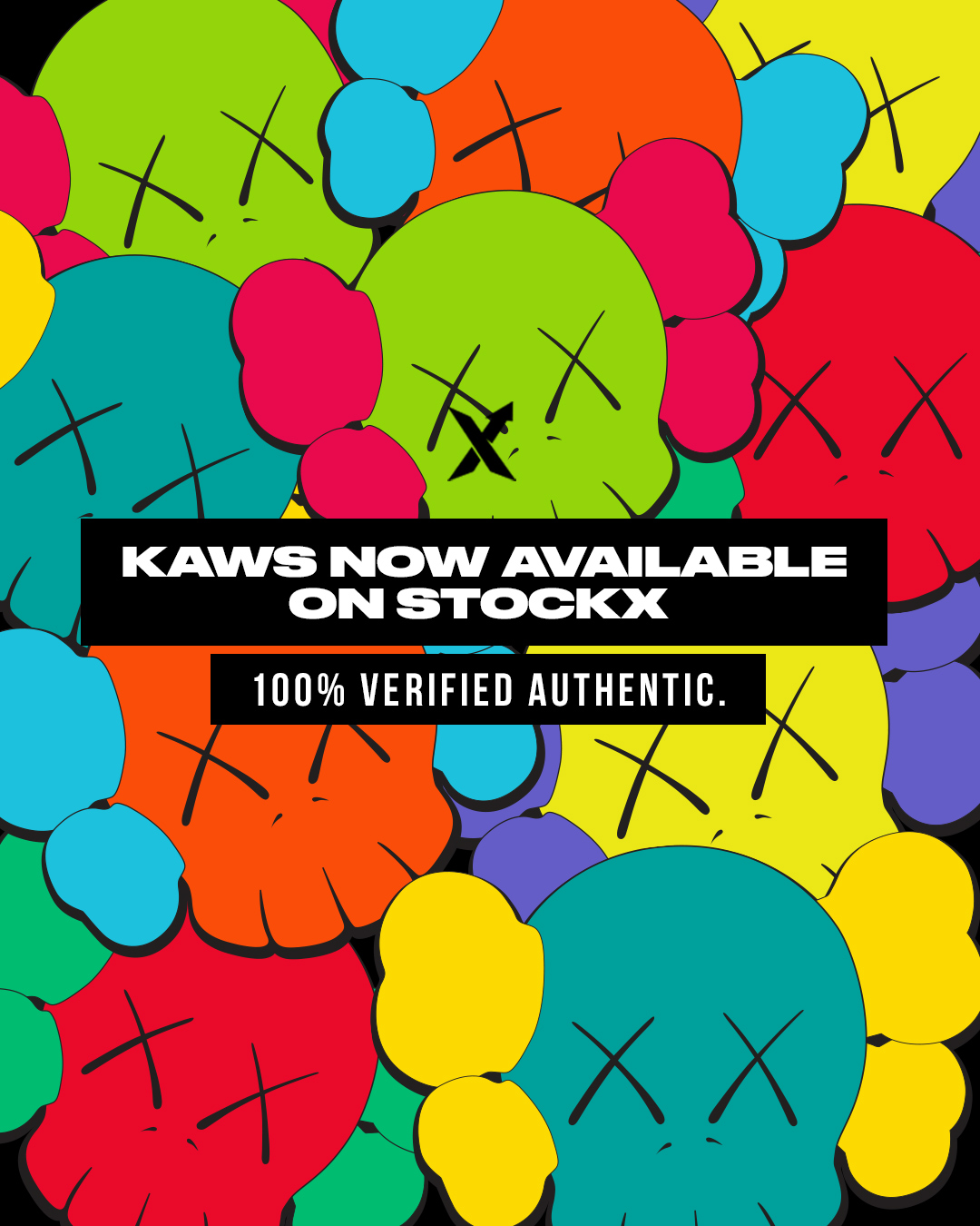 KAWS Joins the StockX MarketPlace - StockX News