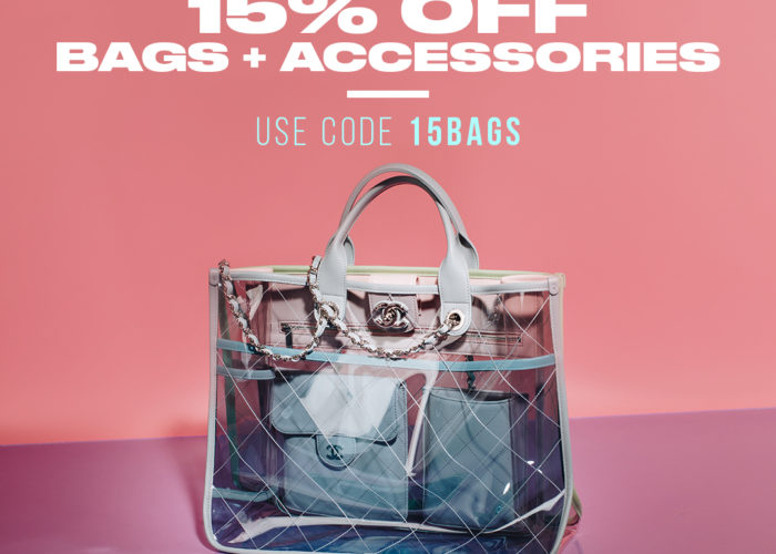 15% OFF Bags + Accessories at StockX Now!
