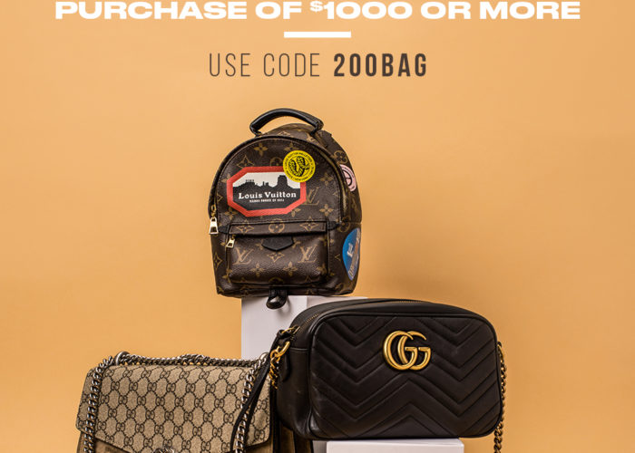 Get $200 Off Louis Vuitton and Gucci Bags at StockX