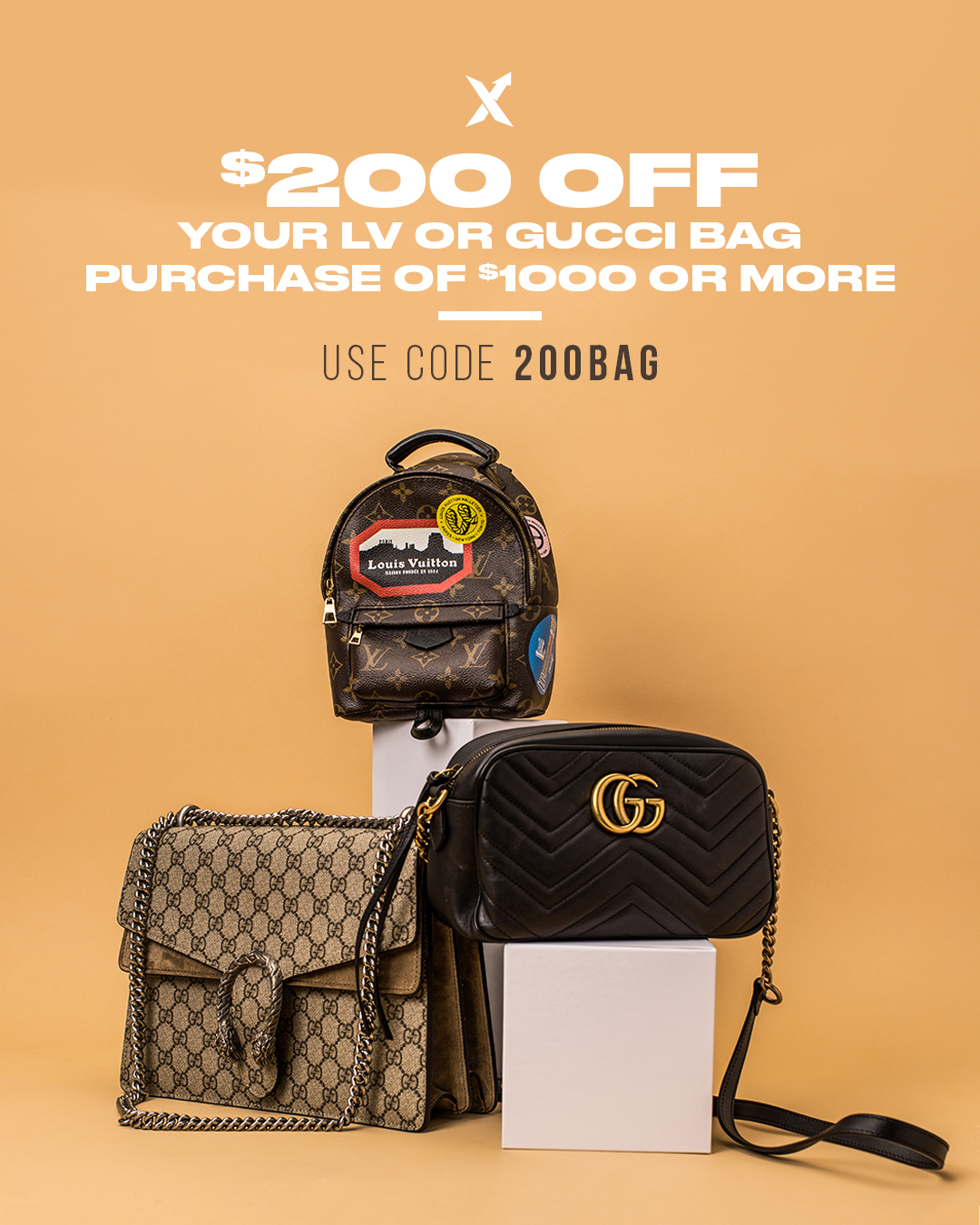77eb5ecb236 Get  200 Off Louis Vuitton and Gucci Bags at StockX - StockX News