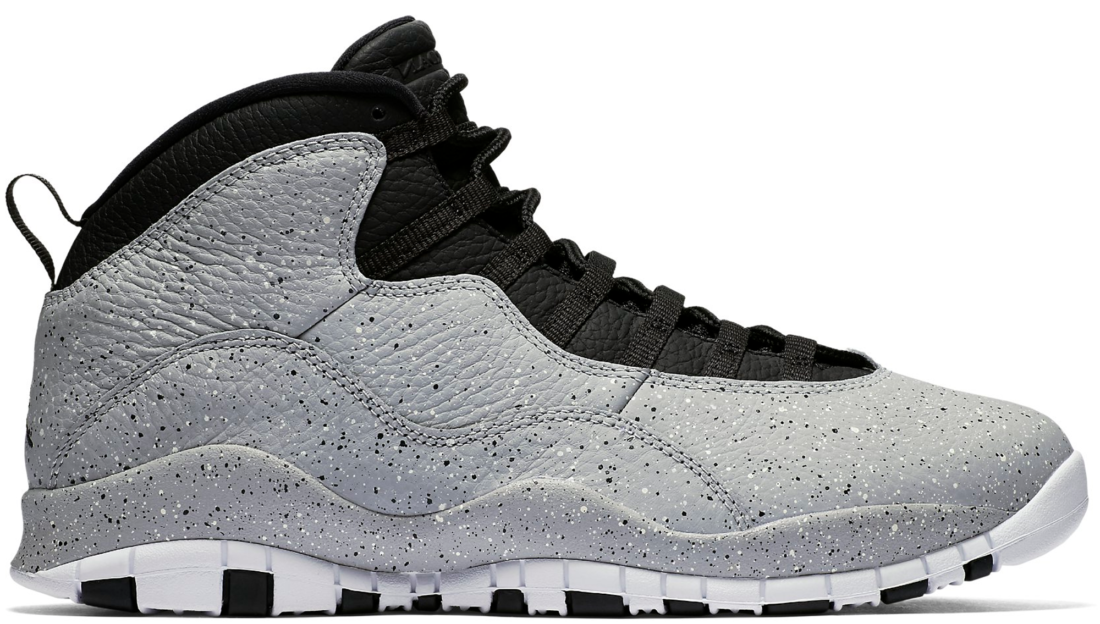 save off 0215d 9ca79 Air Jordan 10 Light Smoke Grey