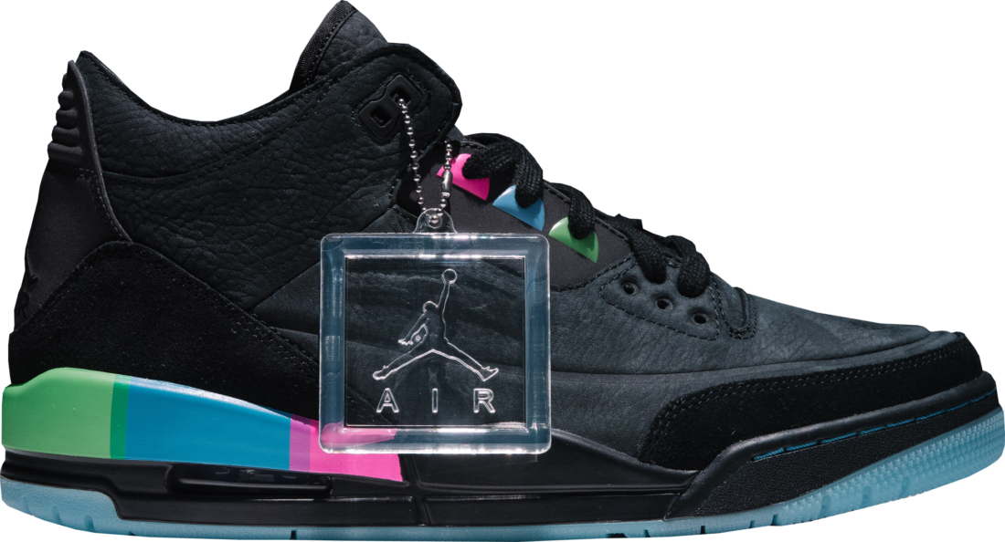 brand new d5c3d 67765 Air Jordan 3 Quai 54
