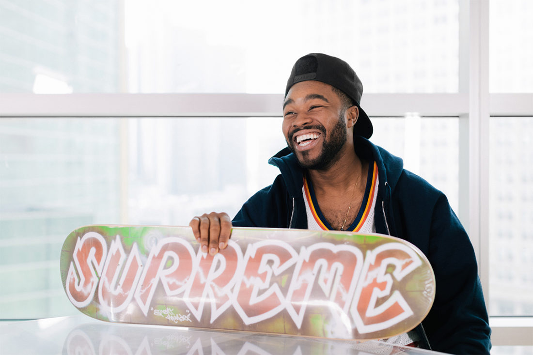 270a1fd7 Market Watch: Travis vs Kanye, Supreme's Snakeskin Sales Slip, and Skate  Decks Come to StockX
