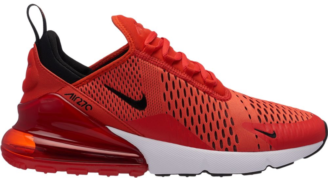 abfc0a98e1b4 Nike Air Max 270 Habanero Red