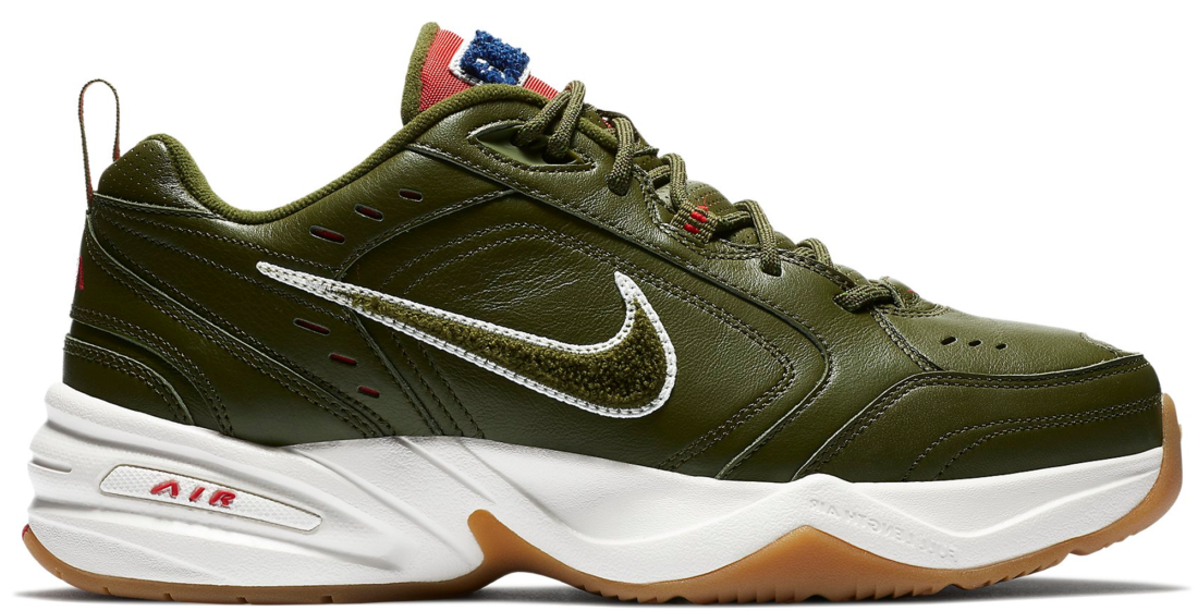 Nike Air Monarch IV Weekend Campout 8e797a361