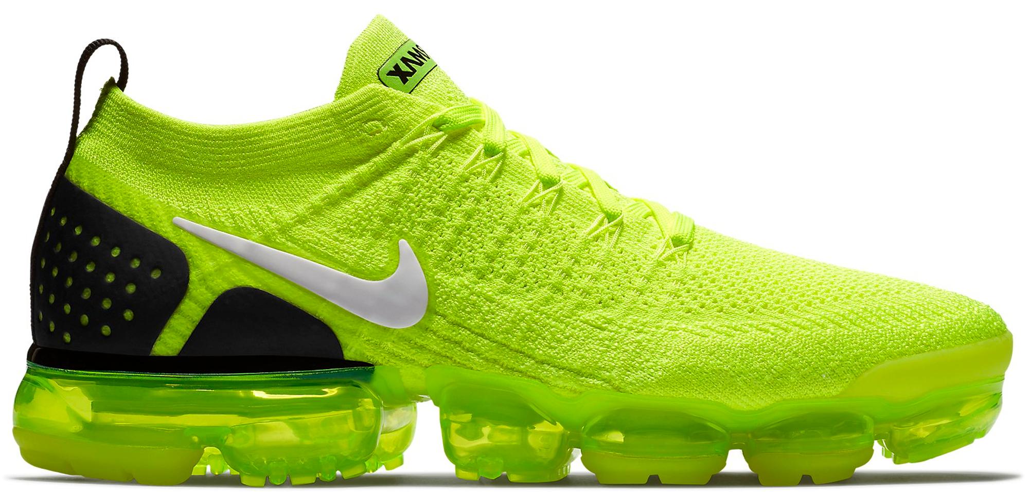 Nike Air VaporMax 2 Volt