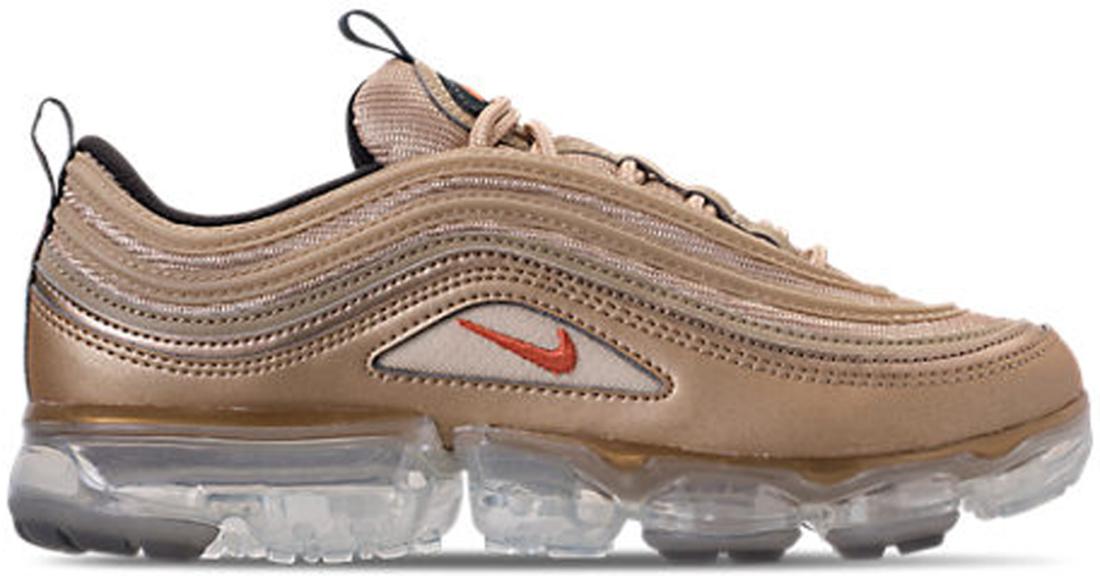watch d3ae3 8618a Women's Nike Air VaporMax 97 Blur Vintage Coral