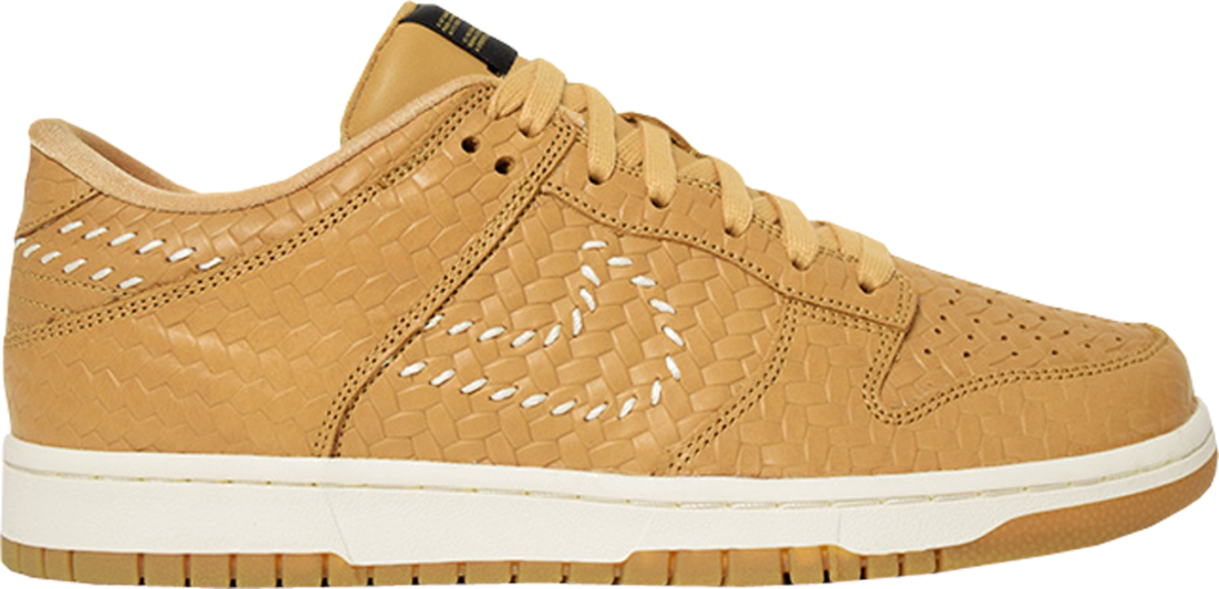 1fc62a046b70 Nike Dunk Low Paris YMCA Old Court Elemental Gold