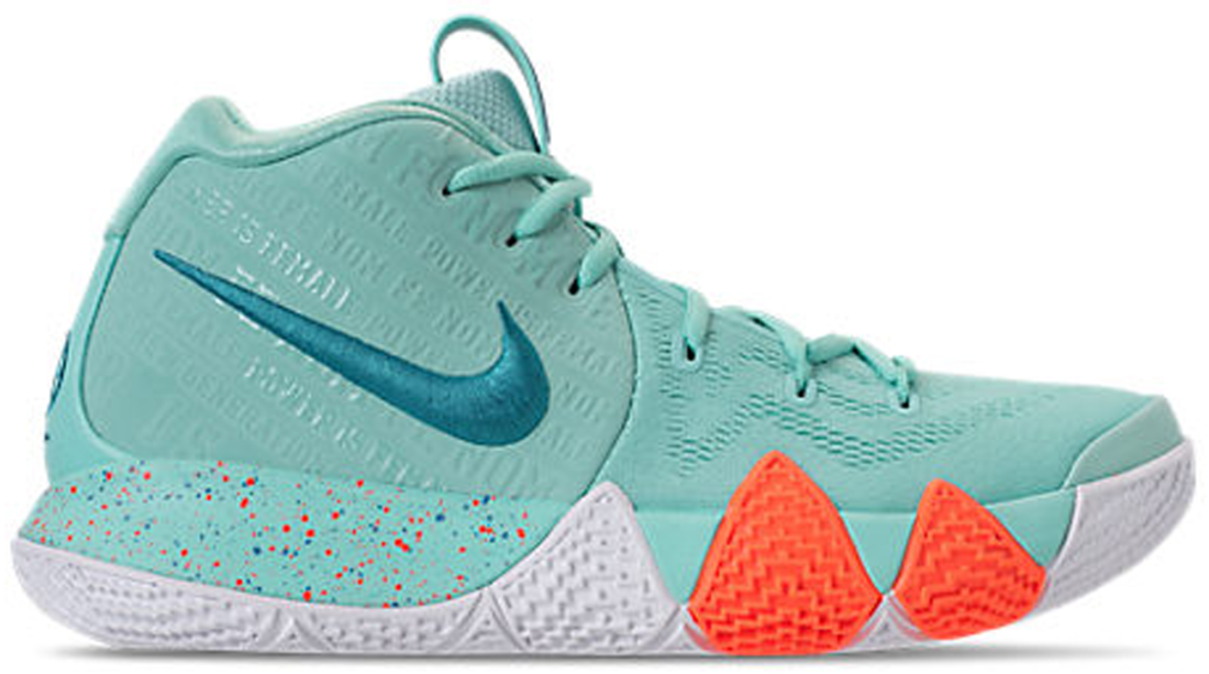 promo code c1503 cc794 Nike Kyrie 4 Power Is Female