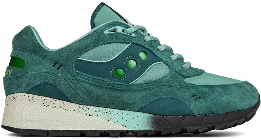 reputable site 87642 123ef Feature Saucony Shadow 6000 Living Fossil