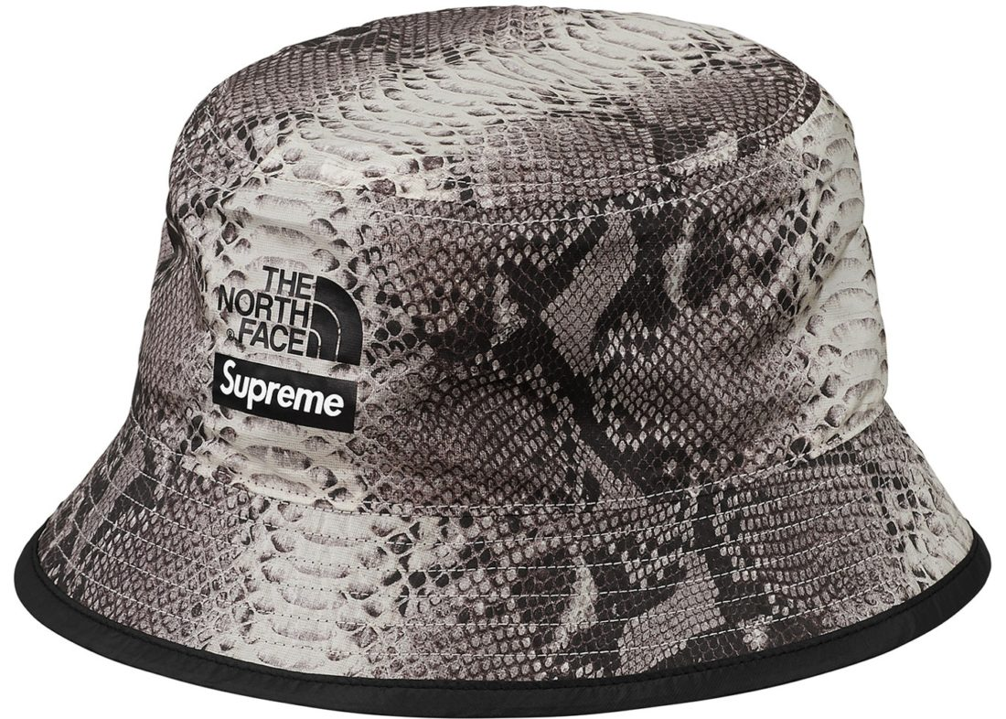 4d7f441e889b Supreme The North Face Snakeskin Packable Reversible Crusher Black ...