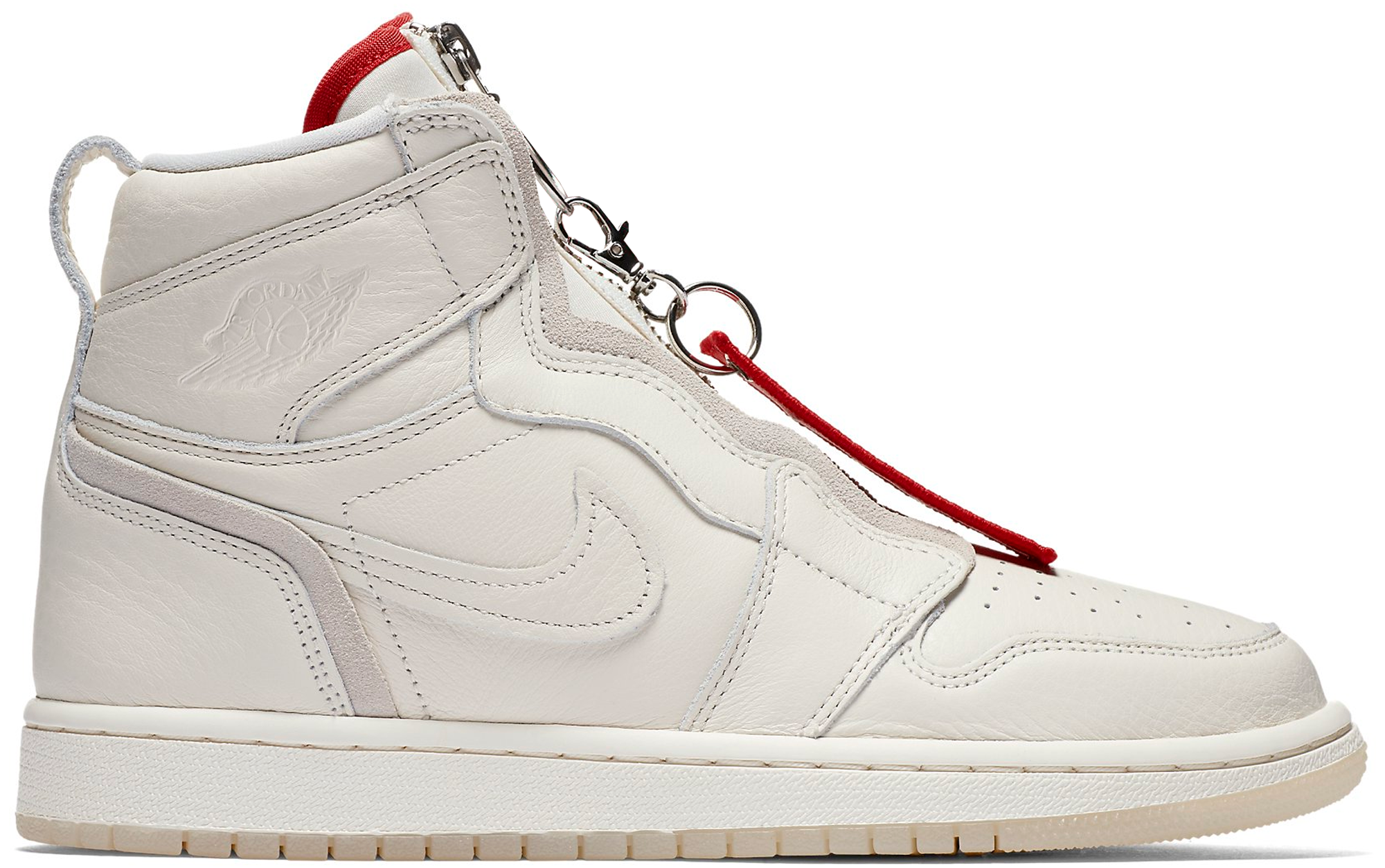 10b5c460b84b Those looking for a pair can buy them on StockX today. Got a pair to sell   List this women s Air Jordan 1 High Zip AWOK Sail on the StockX marketplace  now.