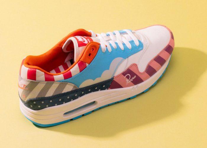 Parra x Nike Drop the