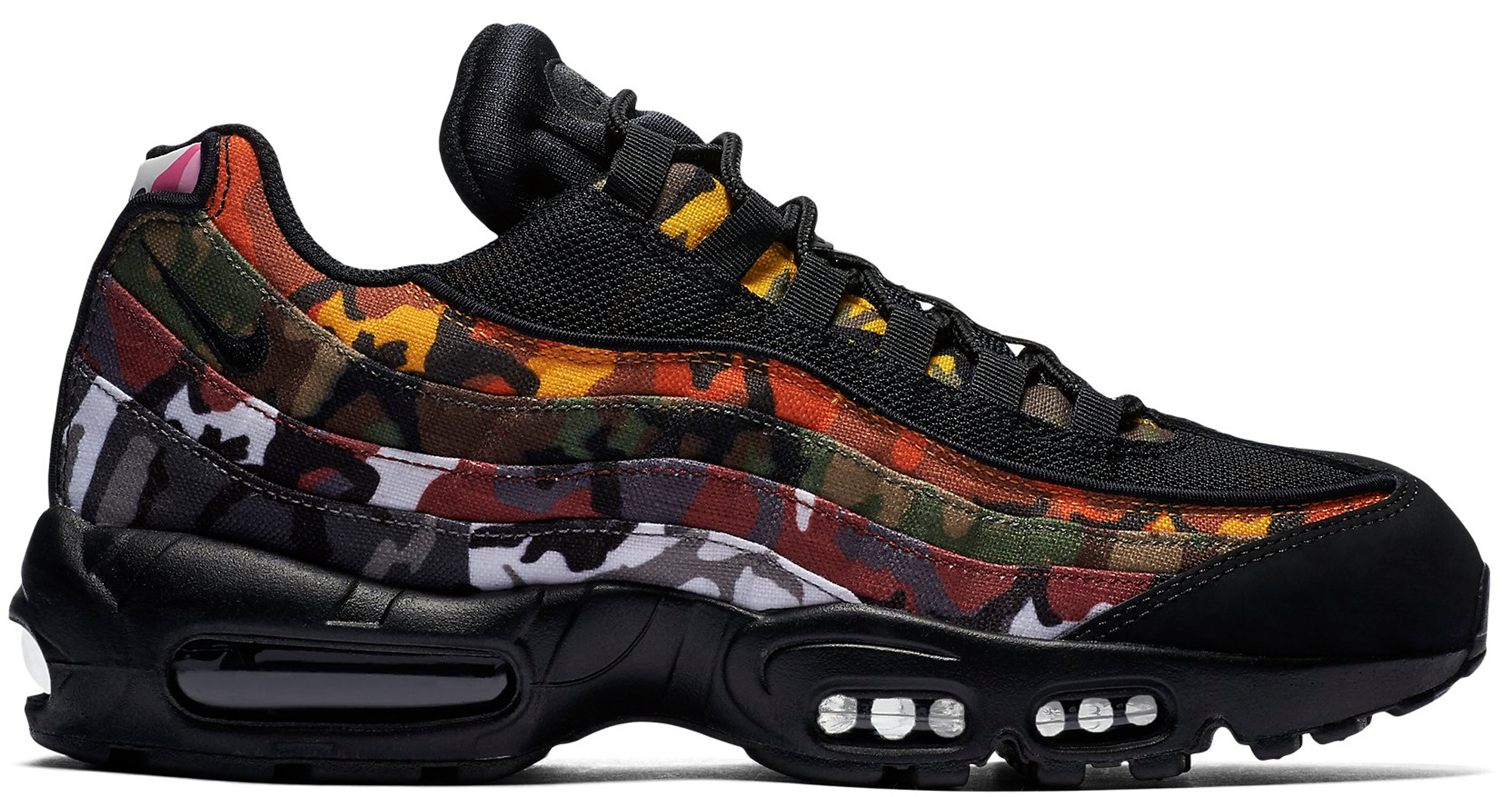 new styles d3bda f44c0 Nike Air Max 95 ERDL Party Black