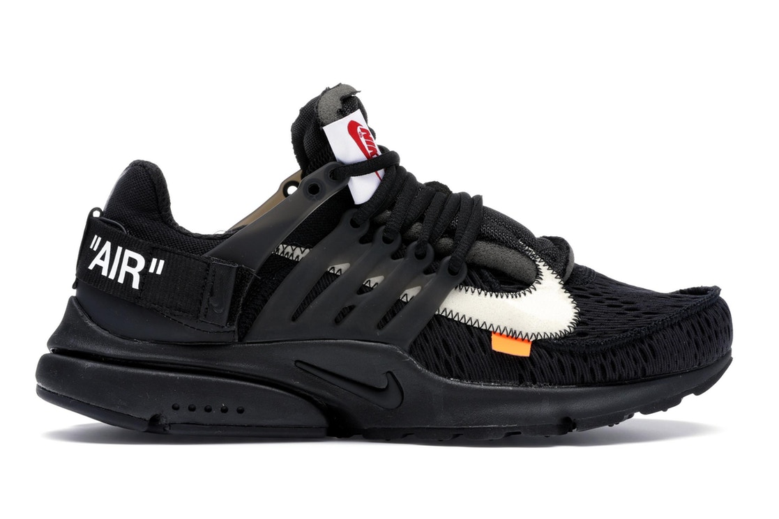 060c1c720c1d9a Off White Nike Air Presto Black