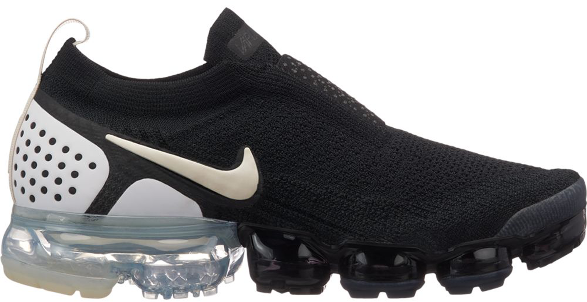 7ad2c7c270f5 Women s Nike Air VaporMax Moc 2 Black Light Cream