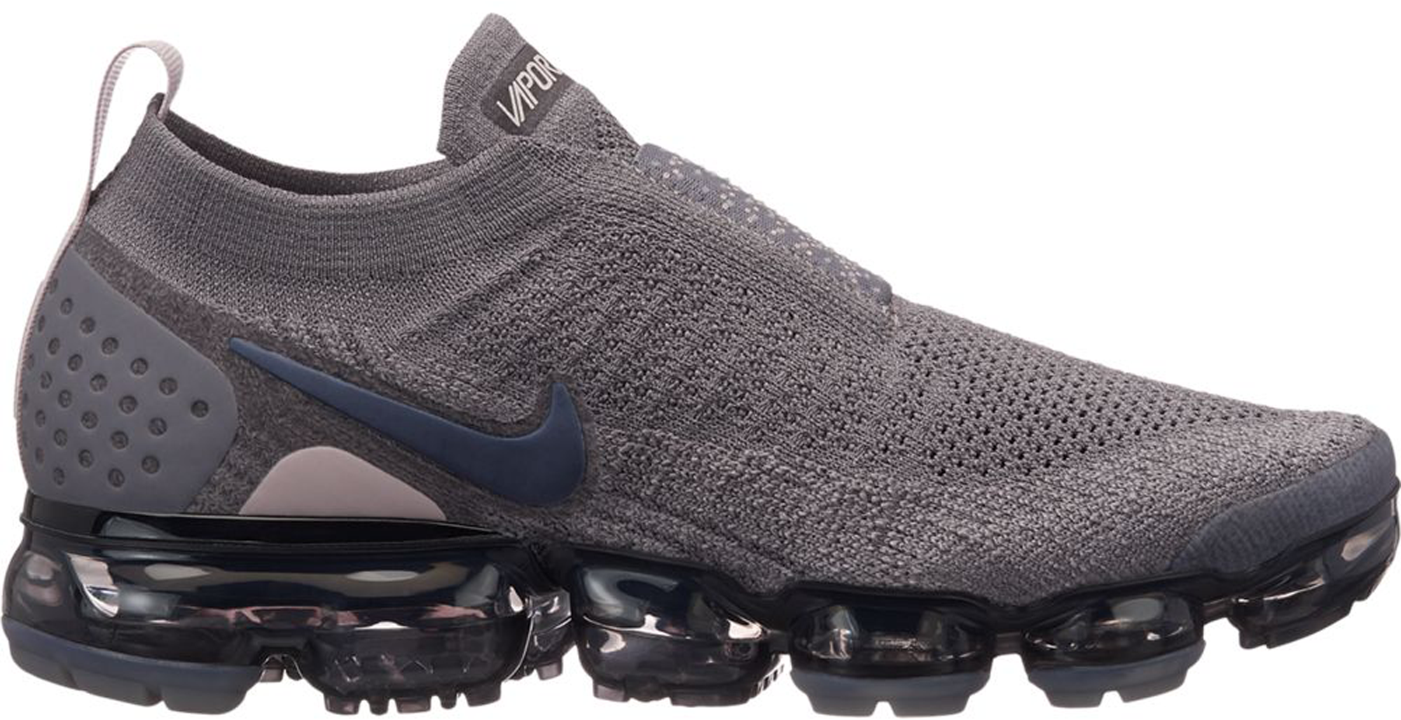 buy popular 98520 00c1e Women's Nike Air VaporMax Moc 2 Gunsmoke