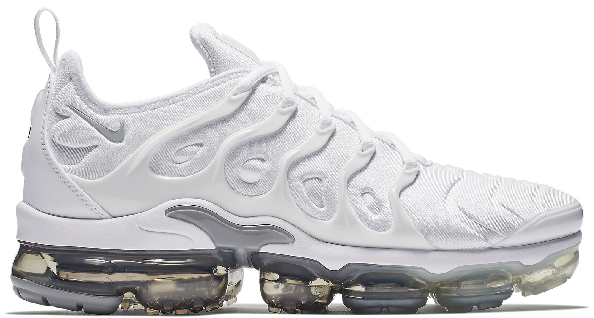 cheaper 5b2b7 a3882 Nike Air VaporMax Plus White Pure Platinum