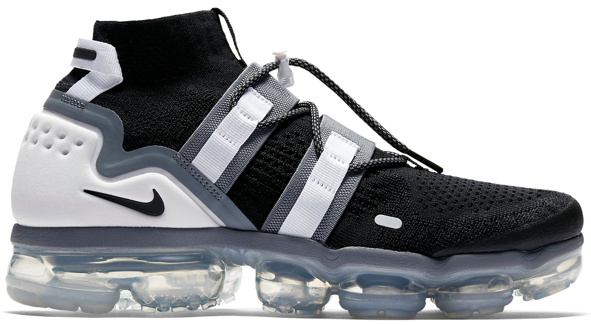 62ea047fe96 Nike Air VaporMax Utility Black Cool Grey