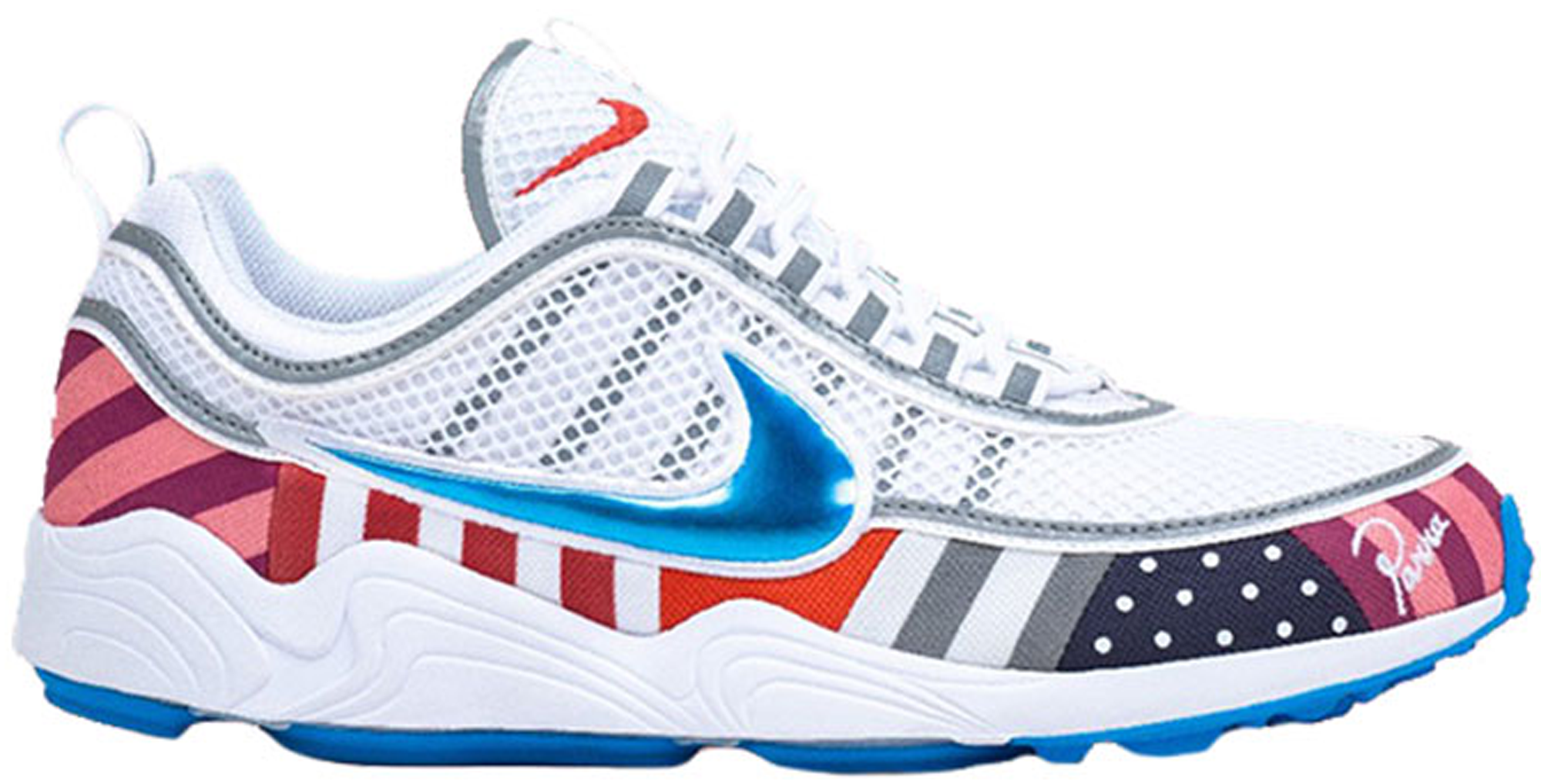 timeless design 39f1a 4e078 Nike Air Zoom Spiridon Parra