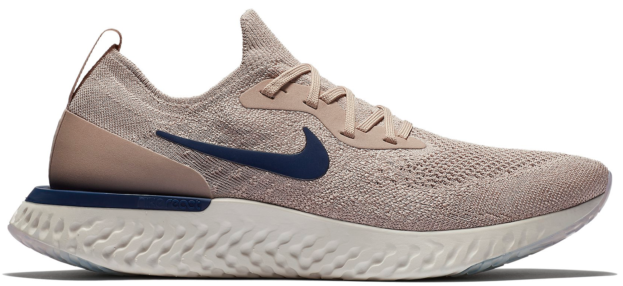 0af667a559a6 Nike Epic React Flyknit Diffused Taupe