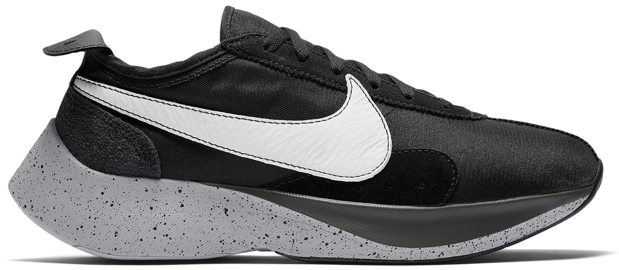 release date 407c7 f6095 Nike Moon Racer Black Wolf Grey