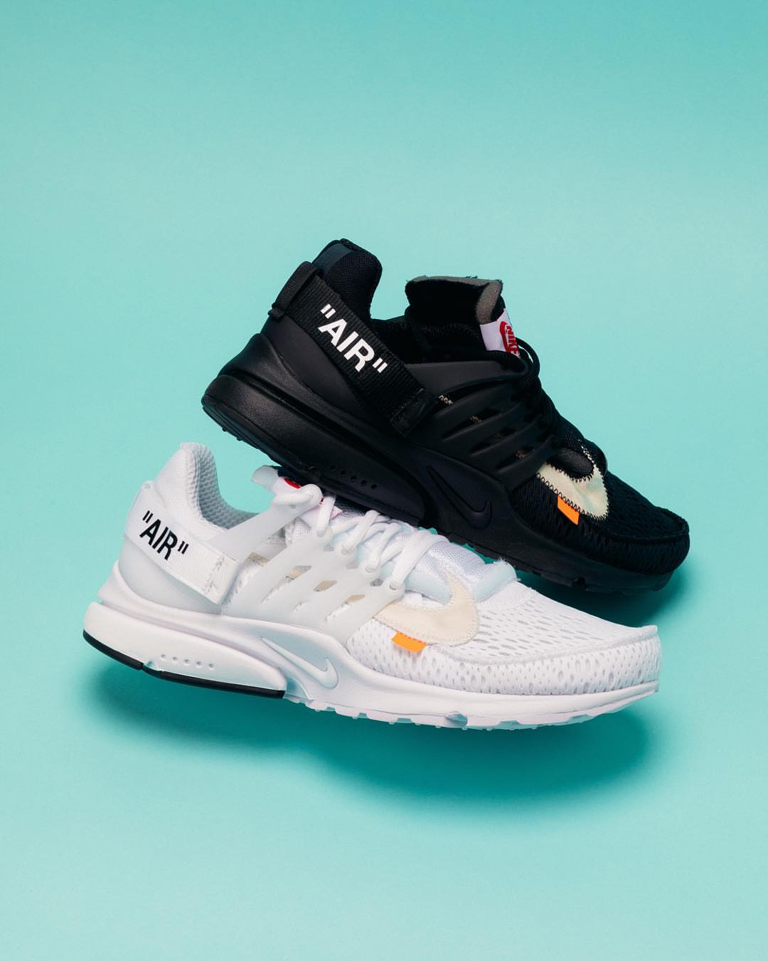 scarpe nike air presto off white