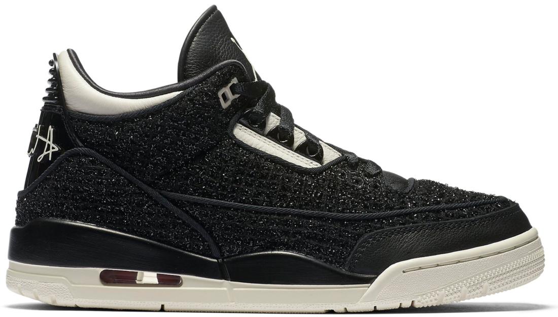 timeless design 94a5d 53d33 Women s Air Jordan 3 AWOK Black